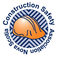 Member of the Construction Safety Association - Nova Scotia